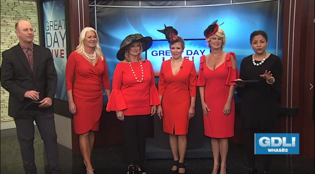 Rodes Goes Red | American Heart Association Louisville