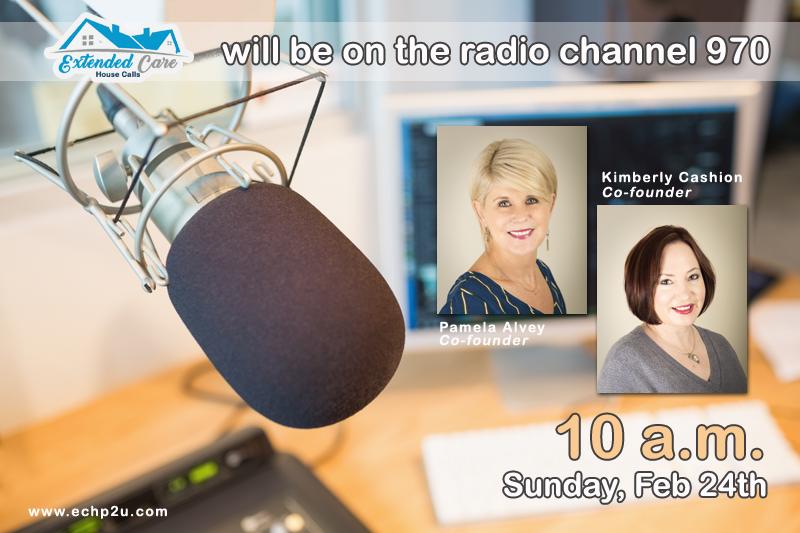 ECHousecalls was on Aging in Kentuckiana Radio show – Feb 24th, 2019