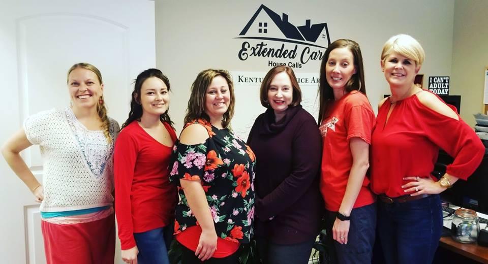 Wear Red Day – American Heart Association Louisville